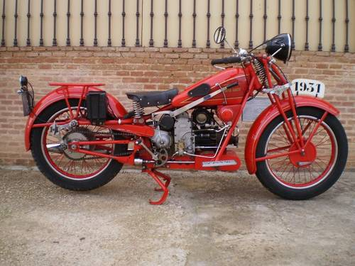 MOTO GUZZI GT16 500cc YEAR 1931 For Sale (picture 4 of 6)