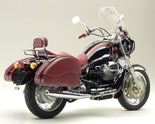 2002 Moto Guzzi California EV 80th Anniversary For Sale For Sale (picture 1 of 4)