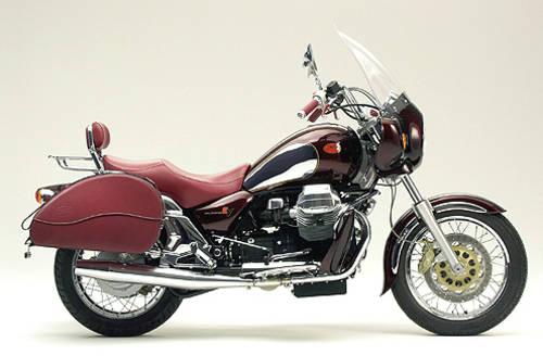 2002 Moto Guzzi California EV 80th Anniversary For Sale For Sale (picture 2 of 4)