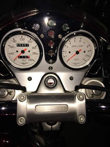 2002 Moto Guzzi California EV 80th Anniversary For Sale For Sale (picture 3 of 4)