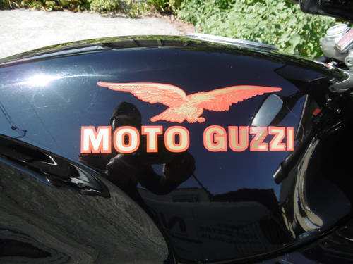 1996 Moto guzzi 1100 Sport Stunning as new condition Original SOLD (picture 2 of 6)