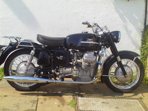 1971 MOTO GUZZI V7 AMBASSADOR SOLD (picture 1 of 6)