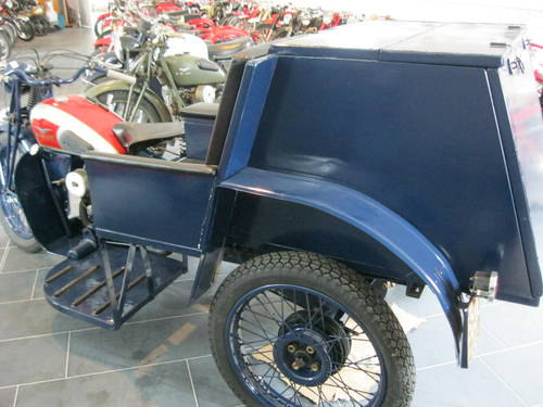 1943 Moto Guzzi Trialce patrol service For Sale (picture 6 of 6)