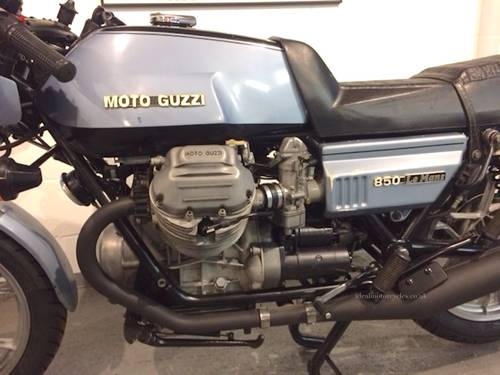 1977 Moto Guzzi 850 Le Mans 1 - Series 2 For Sale (picture 3 of 6)