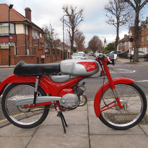 1964 Rare Moto Guzzi Dingo, RESERVED FOR JAMES.. SOLD (picture 1 of 6)