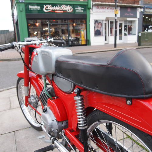 1964 Rare Moto Guzzi Dingo, RESERVED FOR JAMES.. SOLD (picture 3 of 6)