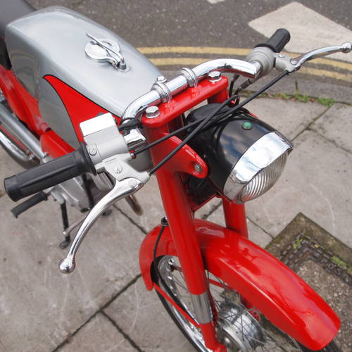1964 Rare Moto Guzzi Dingo, RESERVED FOR JAMES.. SOLD (picture 4 of 6)