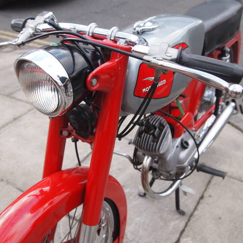 1964 Rare Moto Guzzi Dingo, RESERVED FOR JAMES.. SOLD (picture 5 of 6)