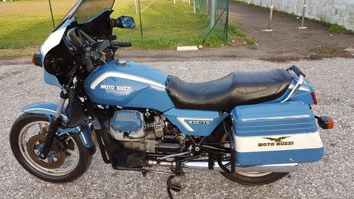 1990 Moto Guzzi 850 T5 ex polizia For Sale (picture 1 of 6)
