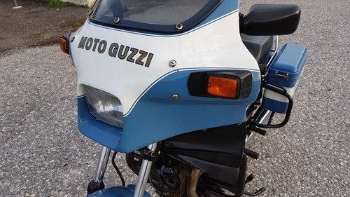 1990 Moto Guzzi 850 T5 ex polizia For Sale (picture 5 of 6)