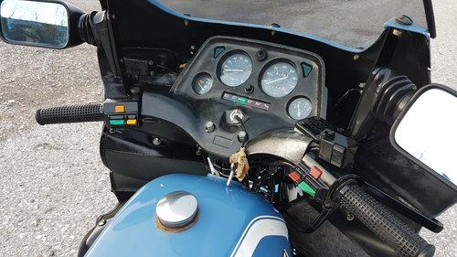 1990 Moto Guzzi 850 T5 ex polizia For Sale (picture 6 of 6)
