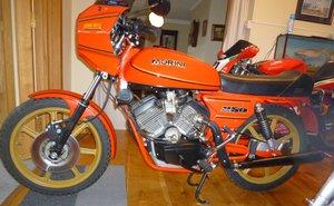 1980 Moto Morini 250