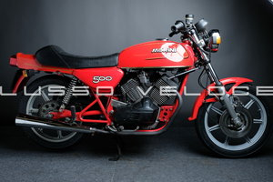 1978 Moto Morini 500 Strada, low miles and very original