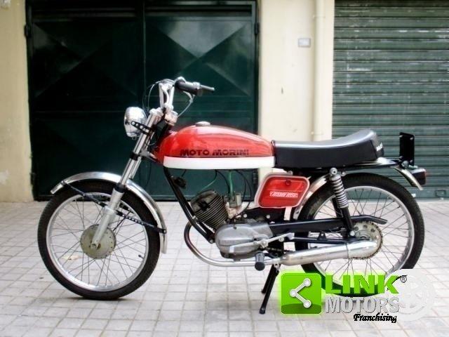 MOTO MORINI CORSARINO Z 50cc (1965) ASI For Sale (picture 1 of 6)