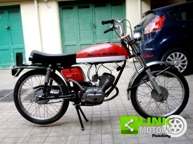 MOTO MORINI CORSARINO Z 50cc (1965) ASI For Sale (picture 2 of 6)