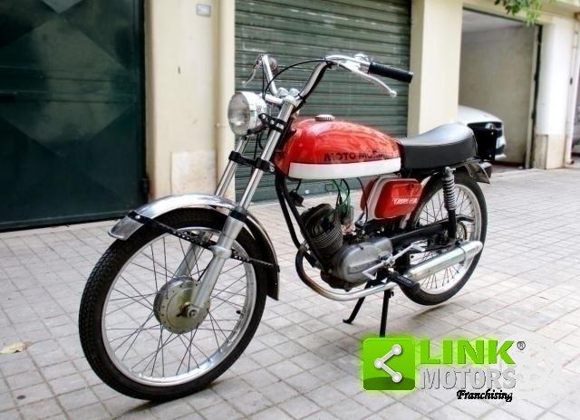 MOTO MORINI CORSARINO Z 50cc (1965) ASI For Sale (picture 3 of 6)