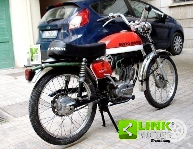 MOTO MORINI CORSARINO Z 50cc (1965) ASI For Sale (picture 4 of 6)