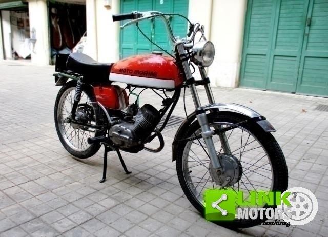 MOTO MORINI CORSARINO Z 50cc (1965) ASI For Sale (picture 5 of 6)