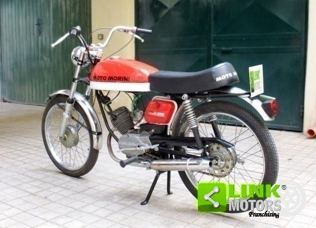 MOTO MORINI CORSARINO Z 50cc (1965) ASI For Sale (picture 6 of 6)
