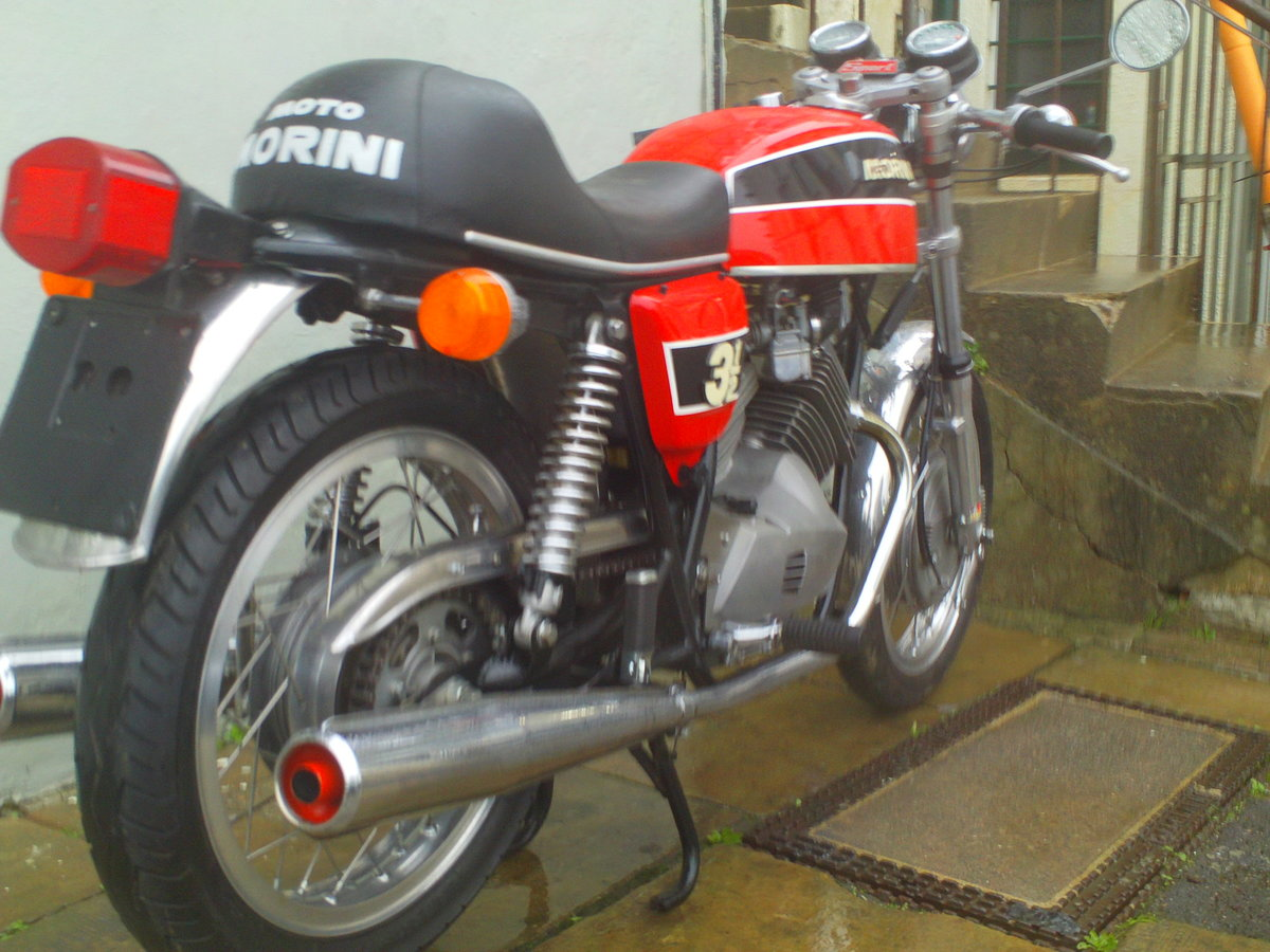1975 MOTO MORINI 3 1/2 SPORT SOLD (picture 3 of 6)