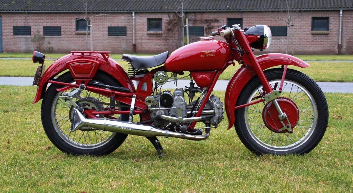 Moto Guzzi Airone Sport 1952 For Sale (picture 1 of 6)