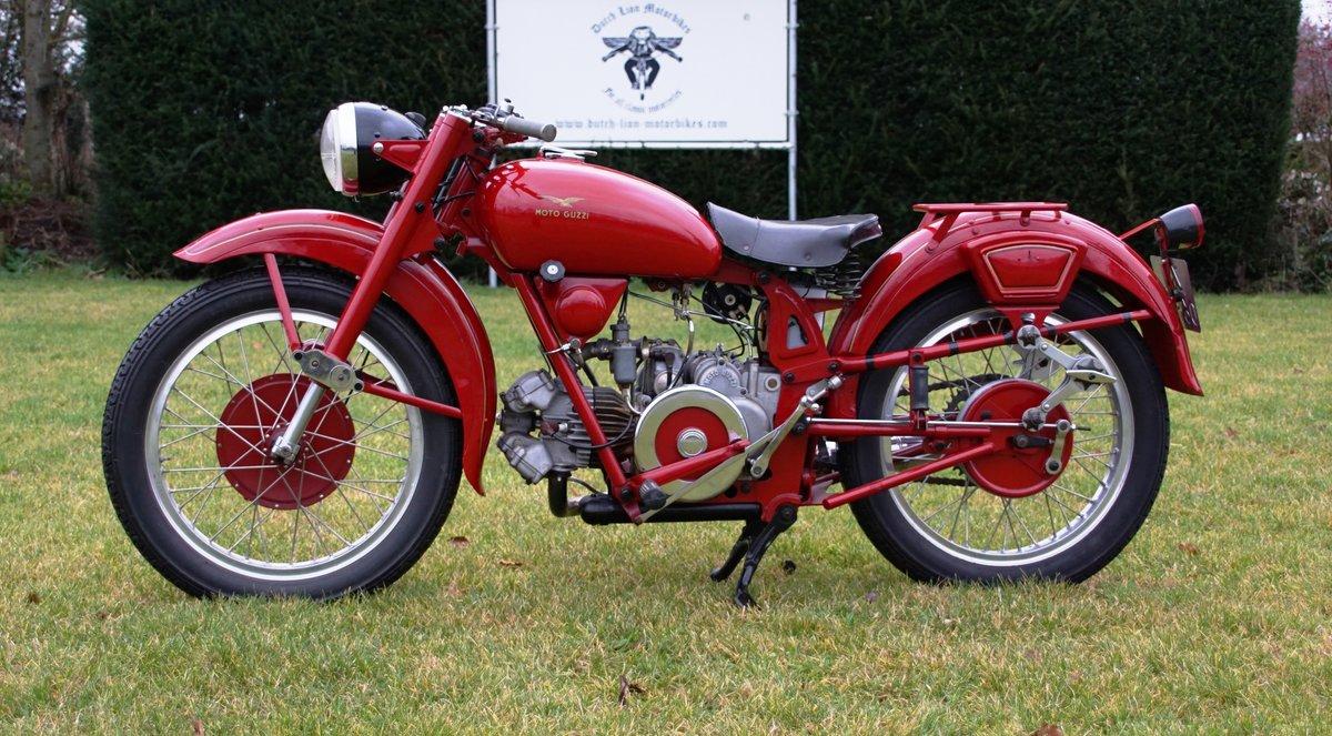 Moto Guzzi Airone Sport 1952 For Sale (picture 2 of 6)