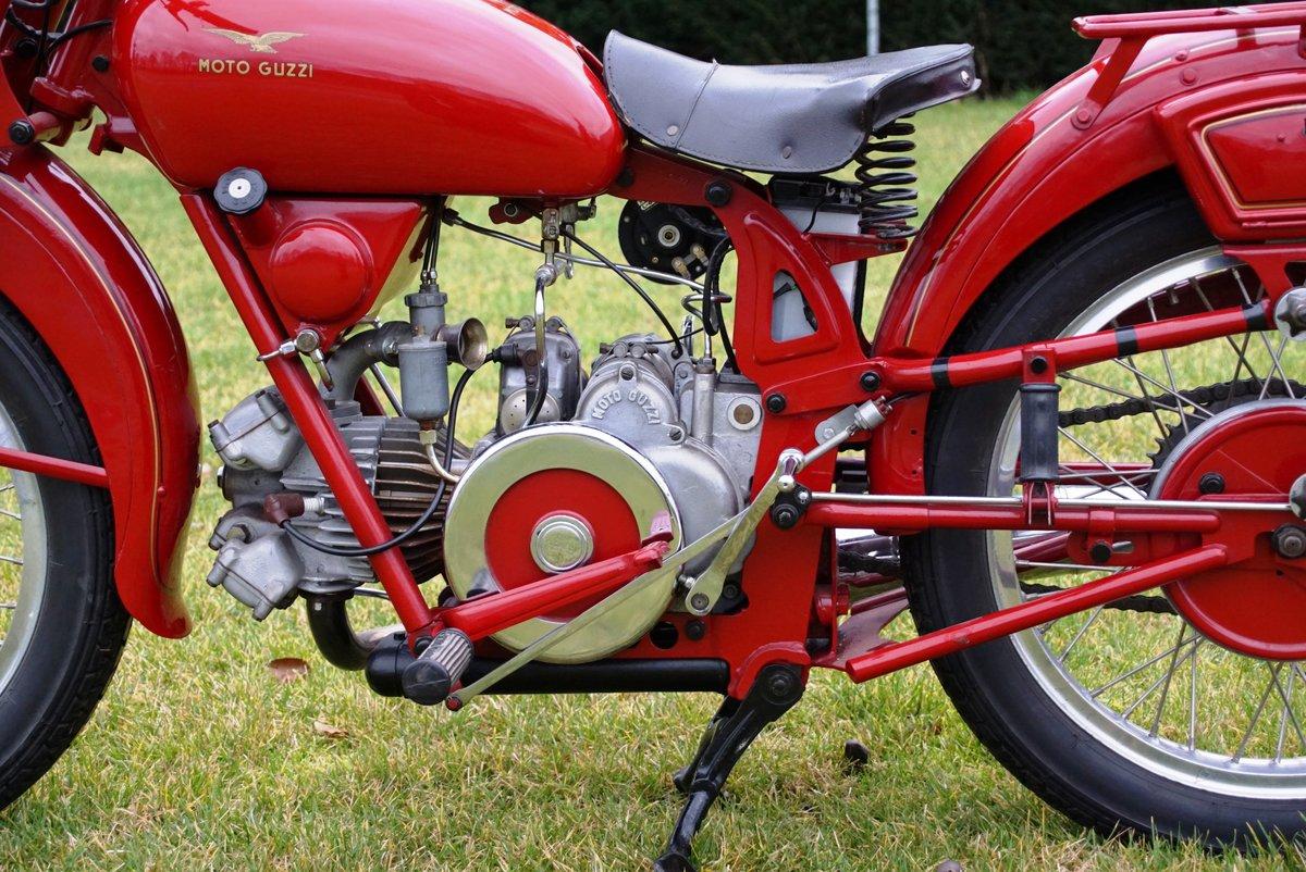 Moto Guzzi Airone Sport 1952 For Sale (picture 3 of 6)