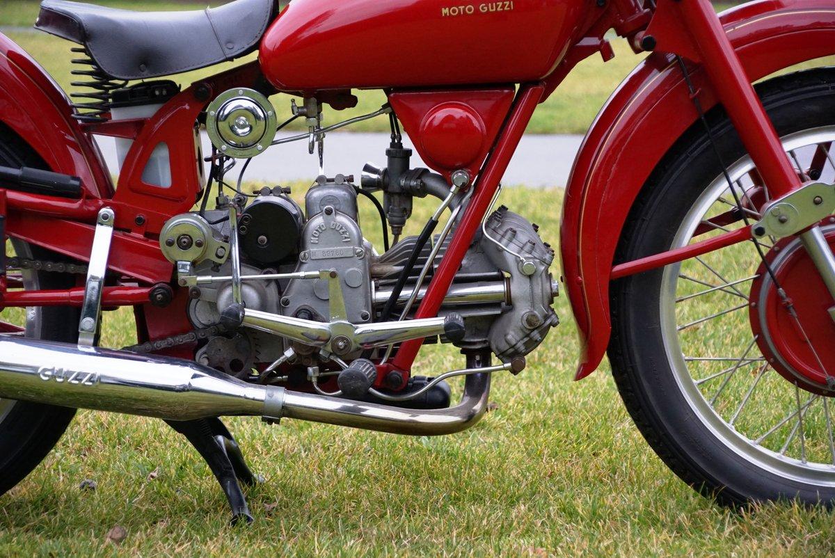 Moto Guzzi Airone Sport 1952 For Sale (picture 4 of 6)