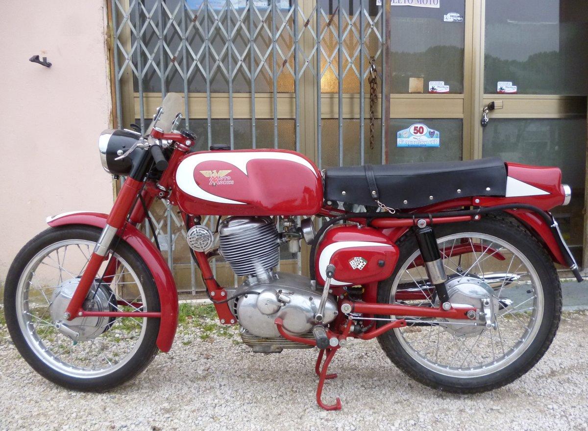 1959 Moto Morini 175 Tresette Sprint SOLD (picture 2 of 6)