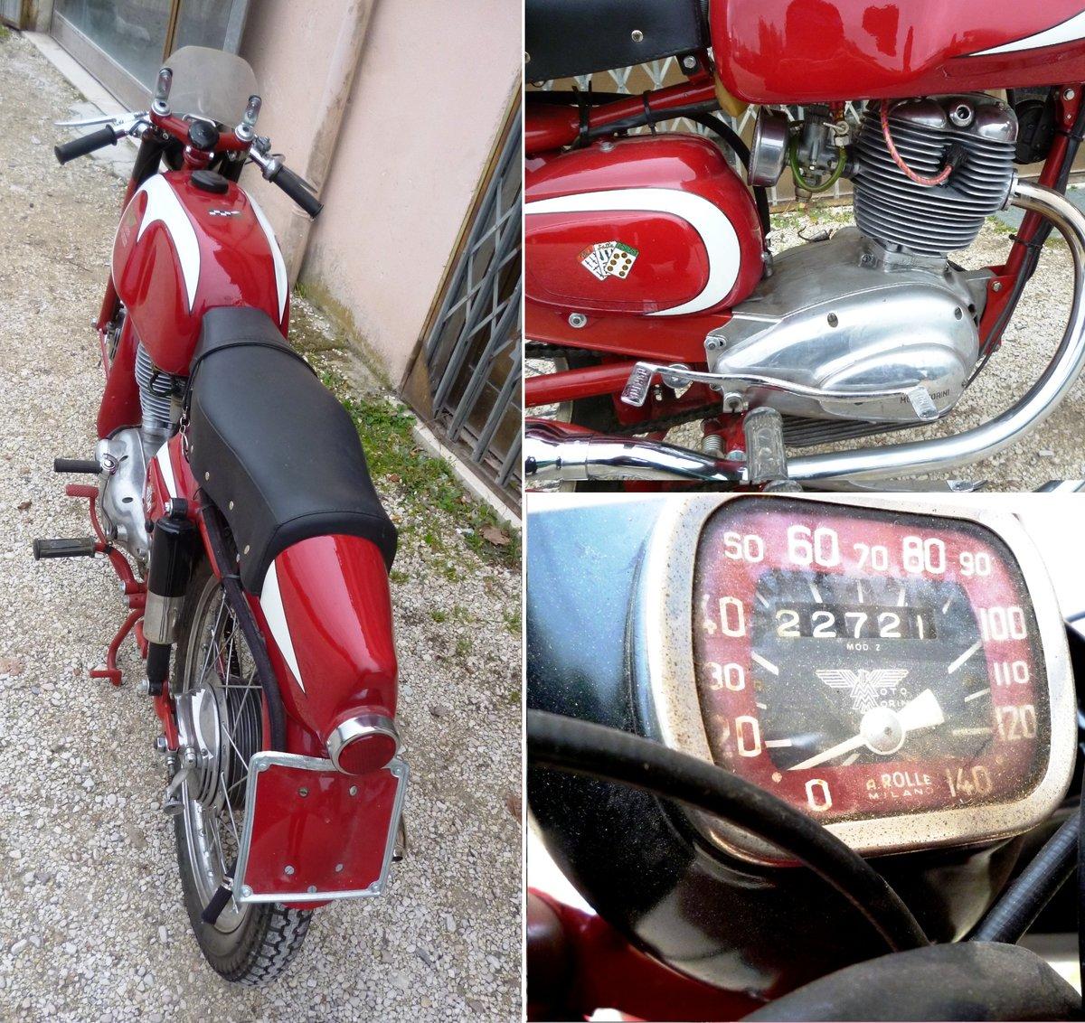 1959 Moto Morini 175 Tresette Sprint SOLD (picture 3 of 6)