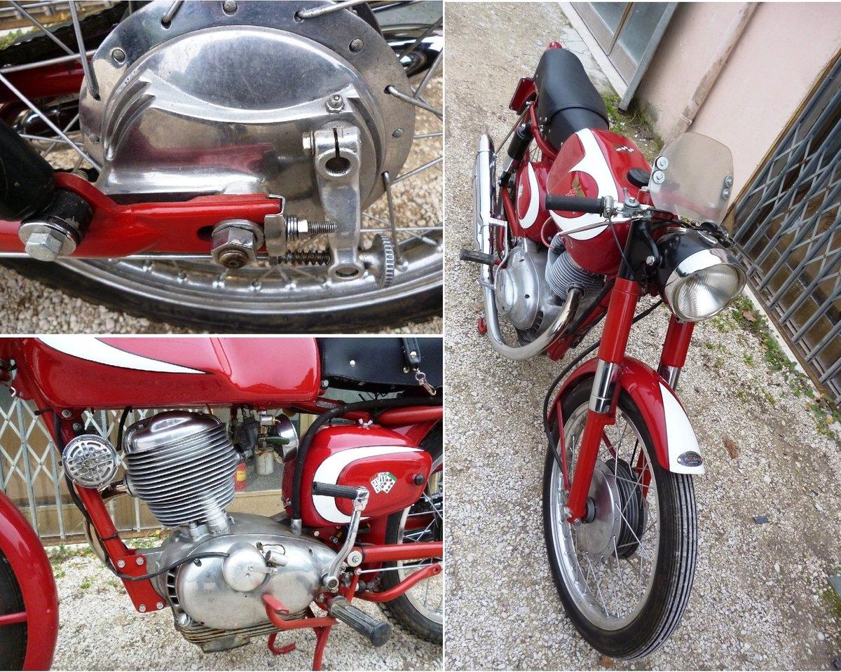 1959 Moto Morini 175 Tresette Sprint SOLD (picture 4 of 6)