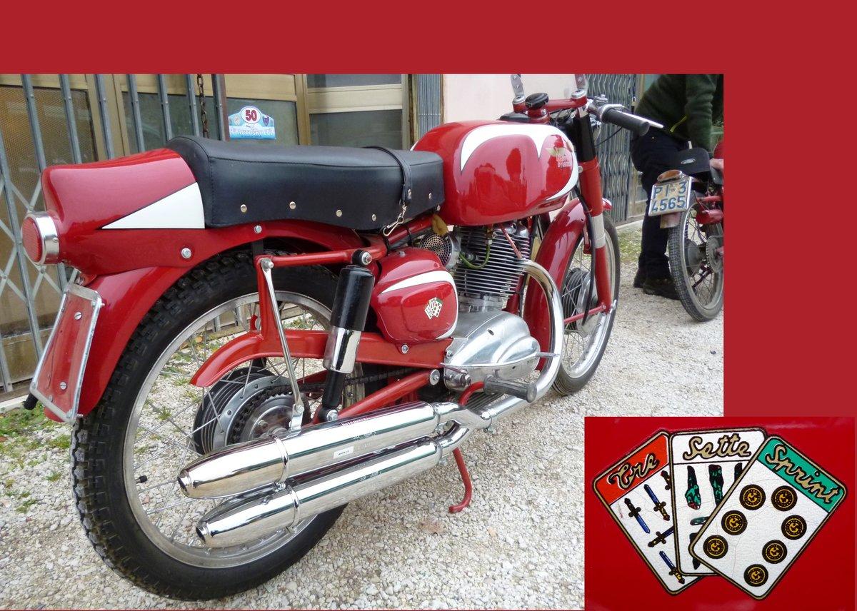 1959 Moto Morini 175 Tresette Sprint For Sale (picture 5 of 6)