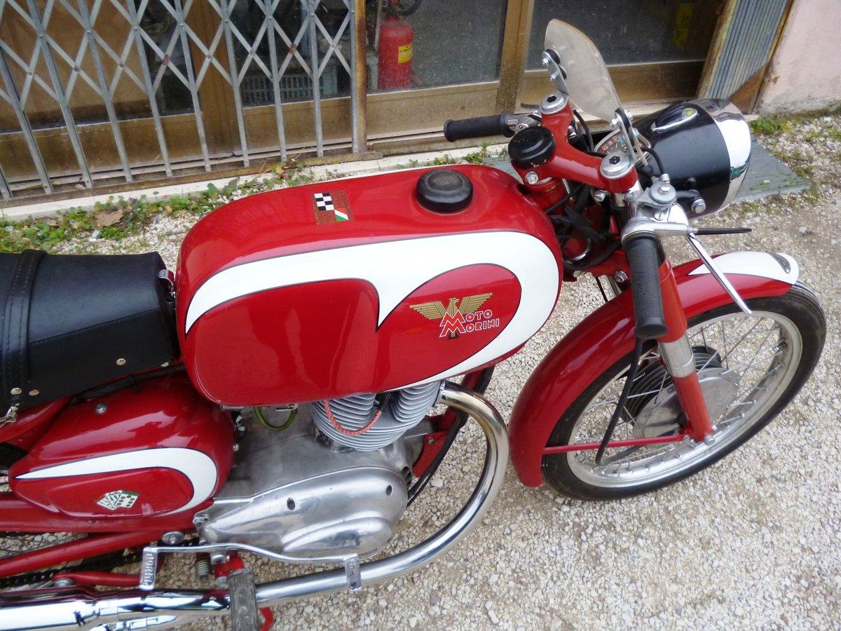 1959 Moto Morini 175 Tresette Sprint SOLD (picture 6 of 6)