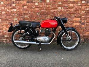 1955 Moto Morini 175 4 stroke