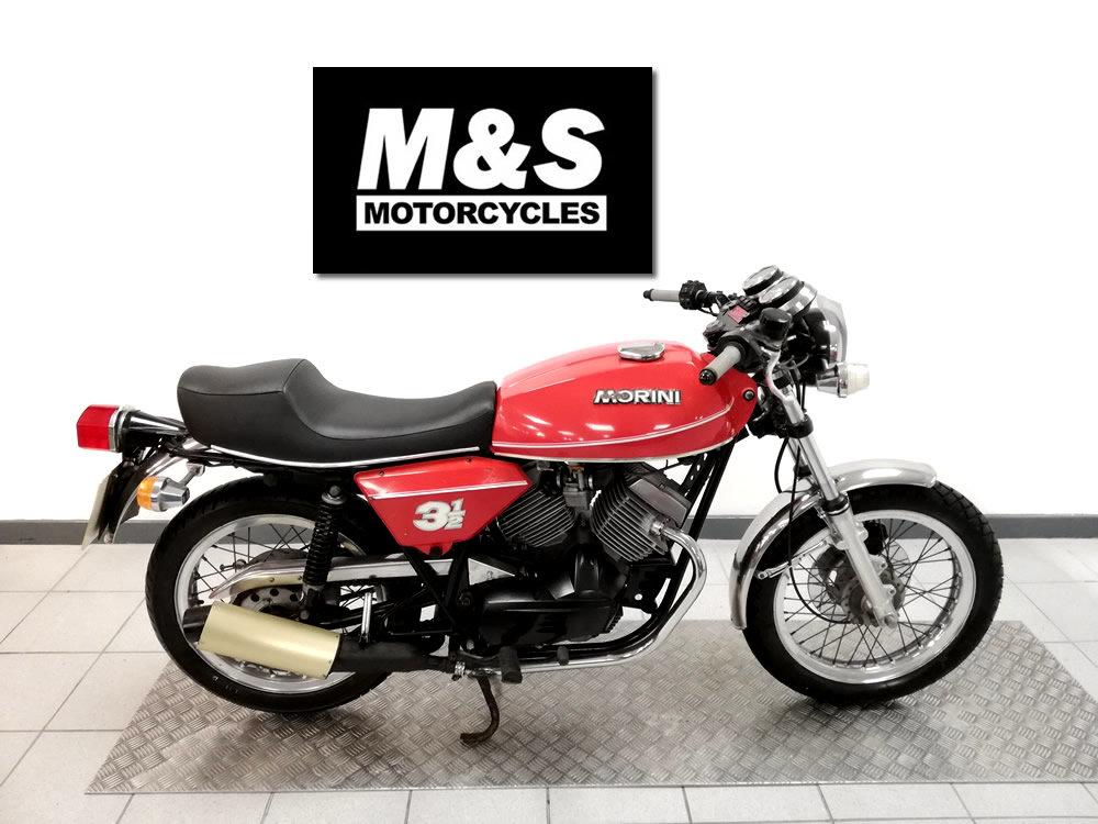 1980 Moto Morini 3 1/2 SOLD (picture 1 of 6)