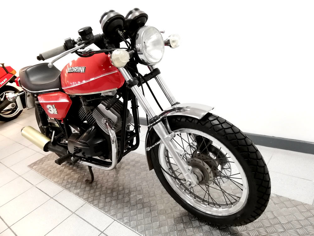 1980 Moto Morini 3 1/2 SOLD (picture 2 of 6)
