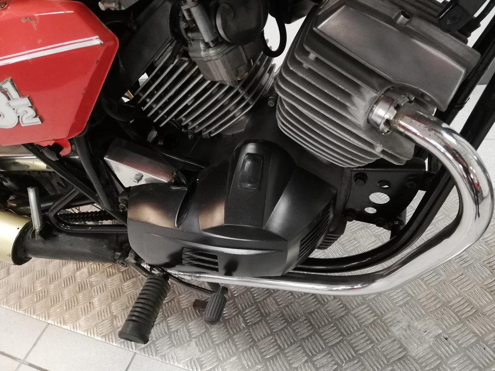 1980 Moto Morini 3 1/2 SOLD (picture 4 of 6)