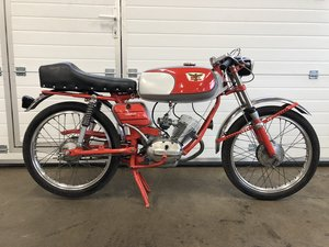 Picture of 0000 MOTO MORINI CORSARINO 4 STROKE CLASSIC MOPED SOLD