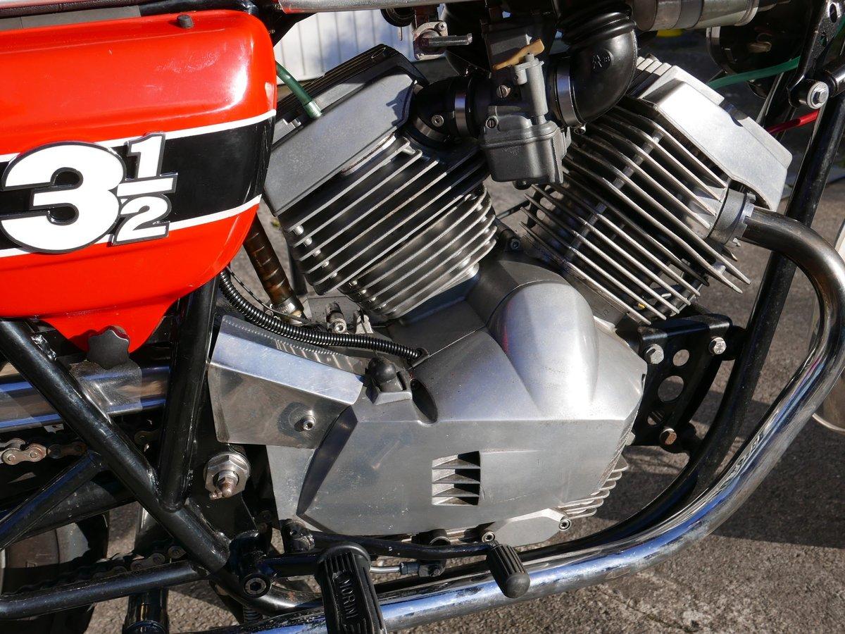 1974 Moto morini 350 drum-brake sport SOLD (picture 5 of 6)