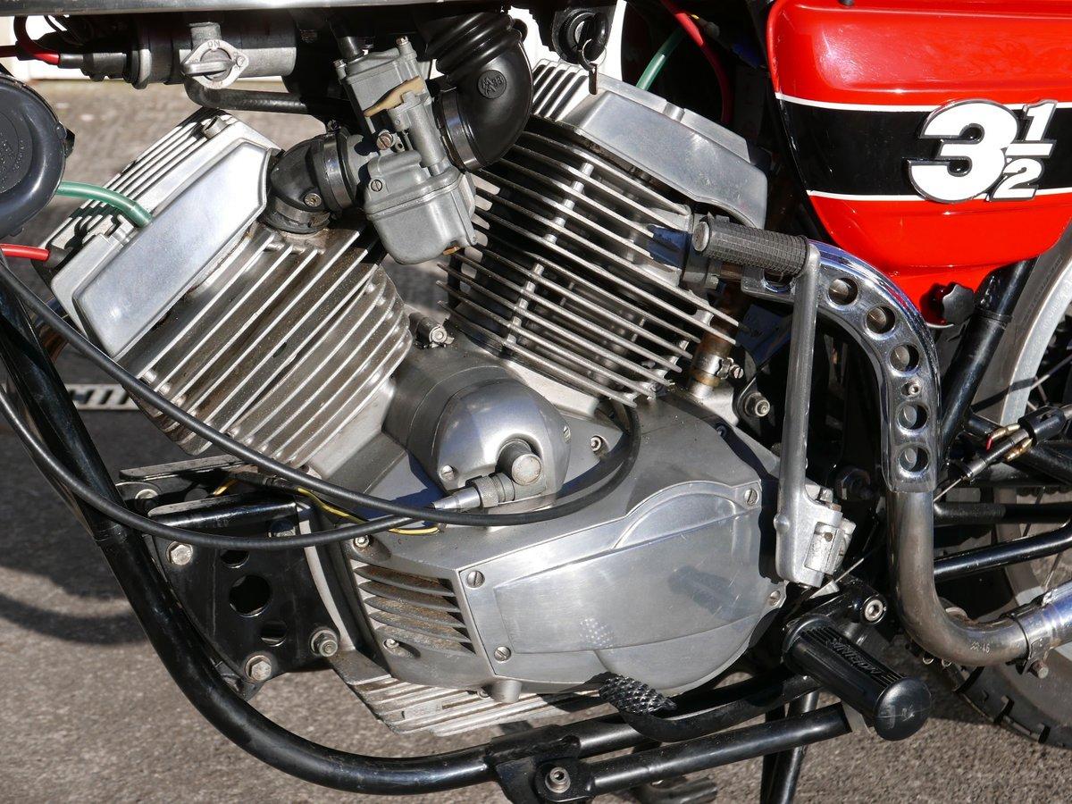 1974 Moto morini 350 drum-brake sport SOLD (picture 6 of 6)