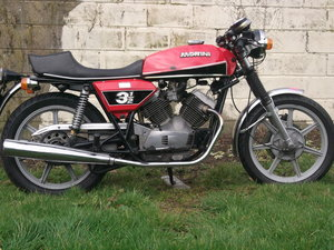 Moto Morini 3 1/2 Sport 350