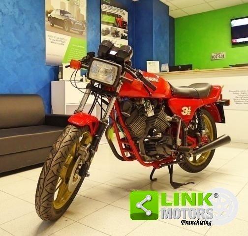 1982 MOTO MORINI 3 1/2 SPORT For Sale (picture 1 of 6)