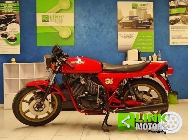 1982 MOTO MORINI 3 1/2 SPORT For Sale (picture 2 of 6)