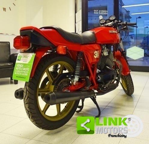 1982 MOTO MORINI 3 1/2 SPORT For Sale (picture 5 of 6)