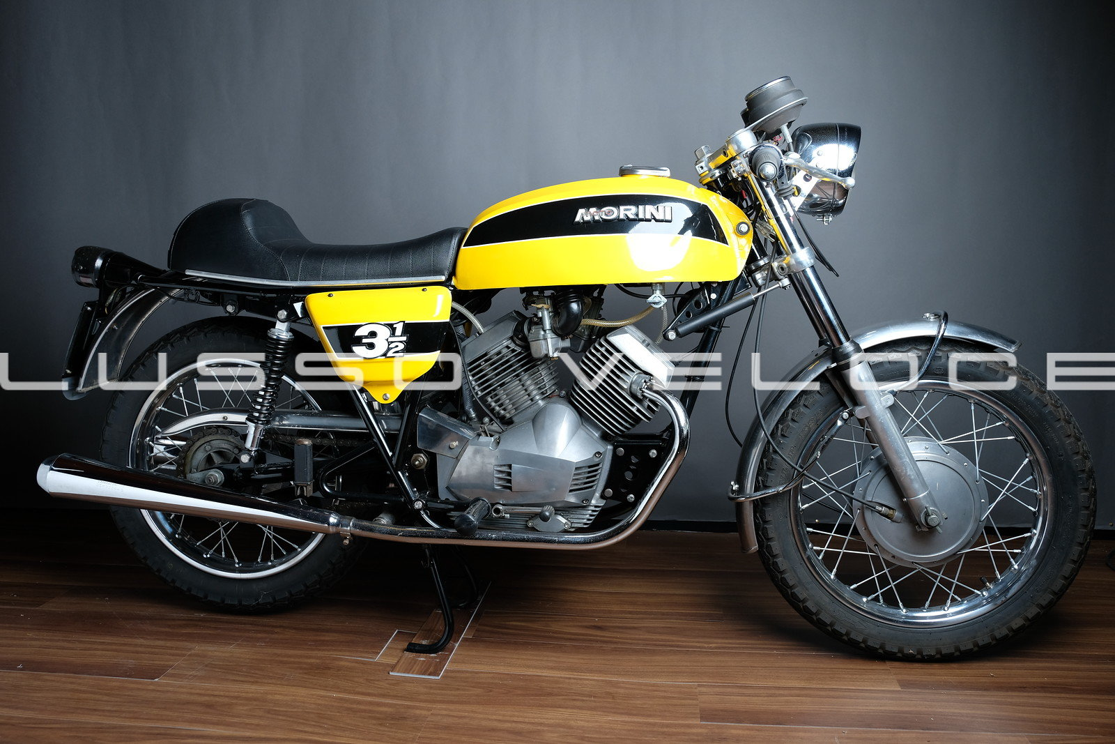 1973 Moto Morini 350 Strada For Sale (picture 1 of 6)