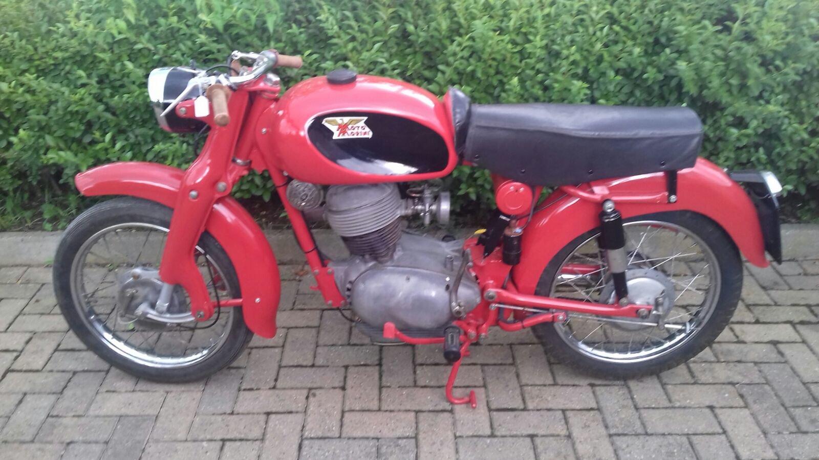 1957 Moto Morini Briscola 175cc For Sale (picture 2 of 6)