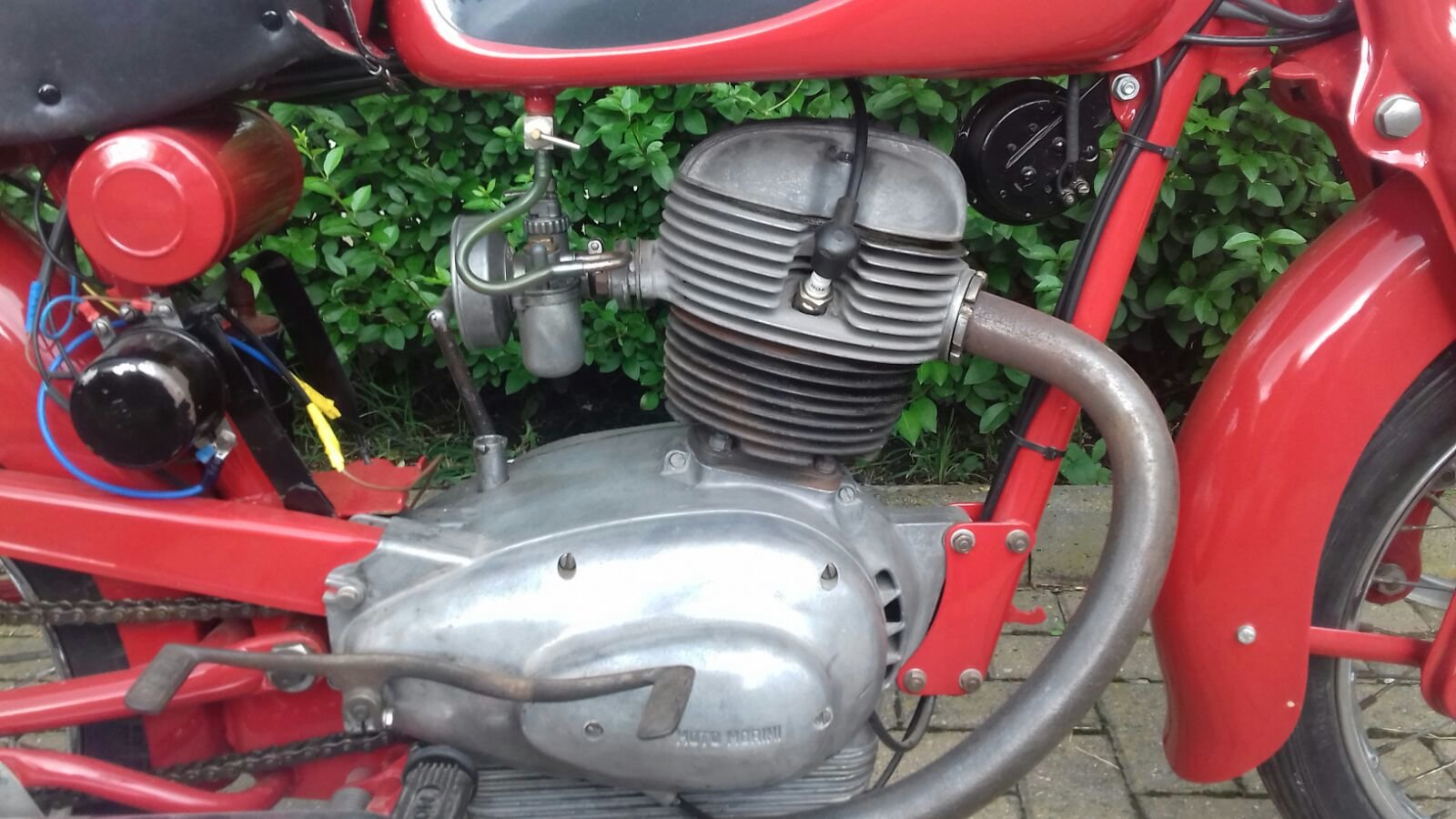 1957 Moto Morini Briscola 175cc For Sale (picture 4 of 6)