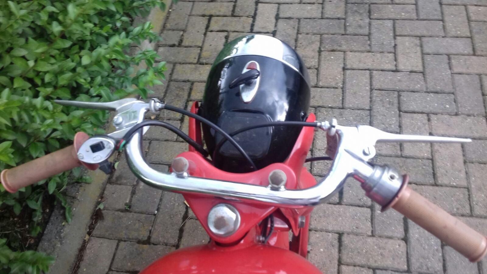1957 Moto Morini Briscola 175cc For Sale (picture 6 of 6)