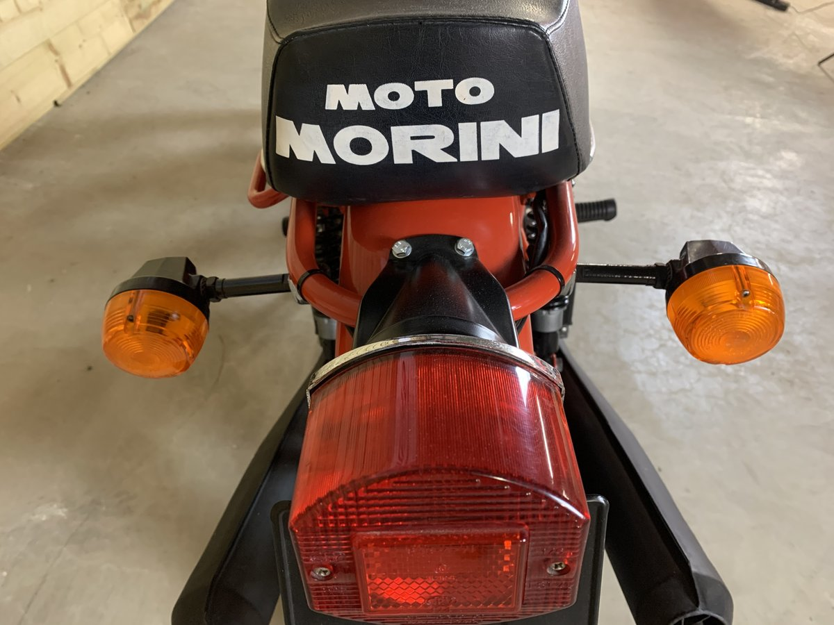 1979 MOTO MORINI 350 SPORT  NOW SOLD For Sale (picture 2 of 6)