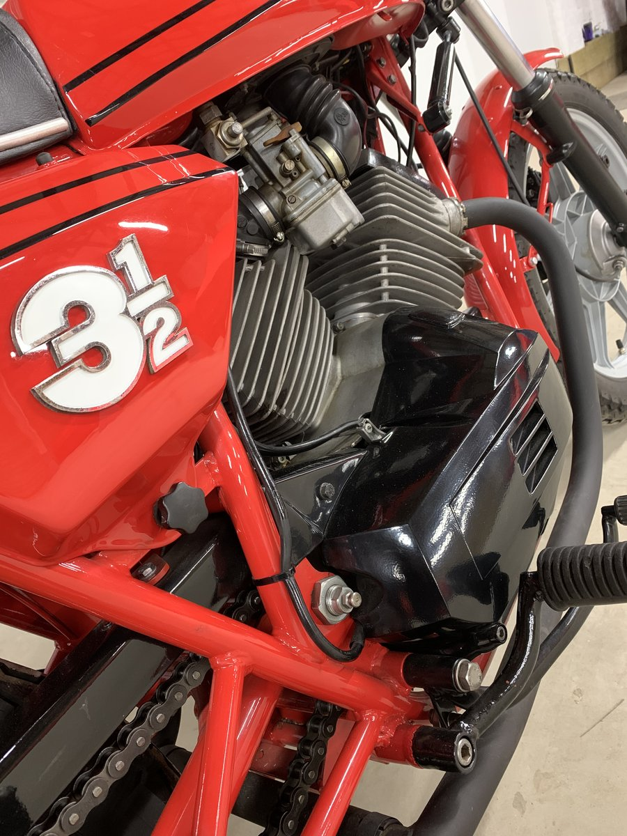 1979 MOTO MORINI 350 SPORT  NOW SOLD For Sale (picture 4 of 6)